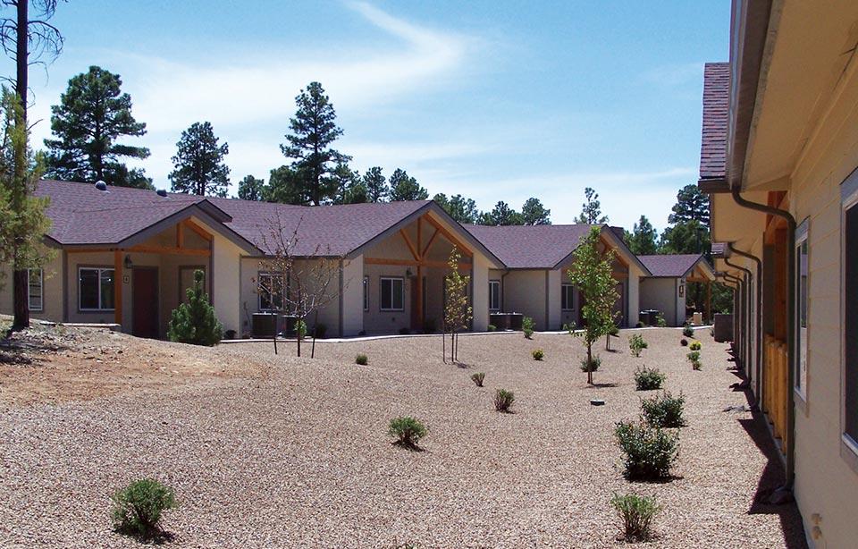 White Mountain Villas | Tofel Dent Construction