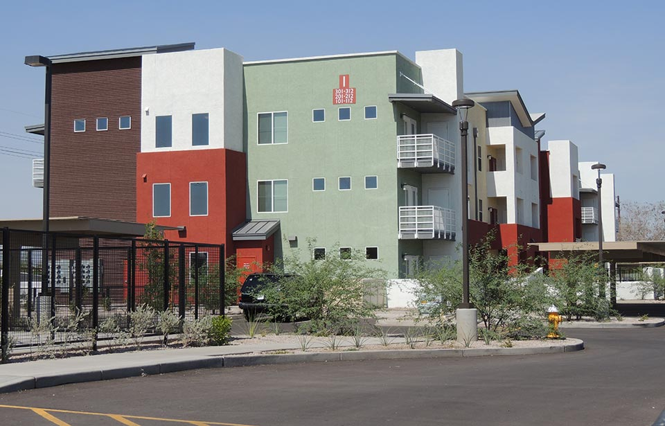 Grandfamilies Place of Phoenix | Tofel Dent Construction