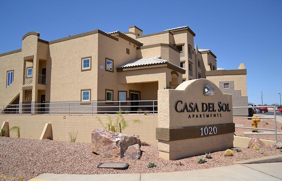 Casa del Sol Apartments | Tofel Dent Construction