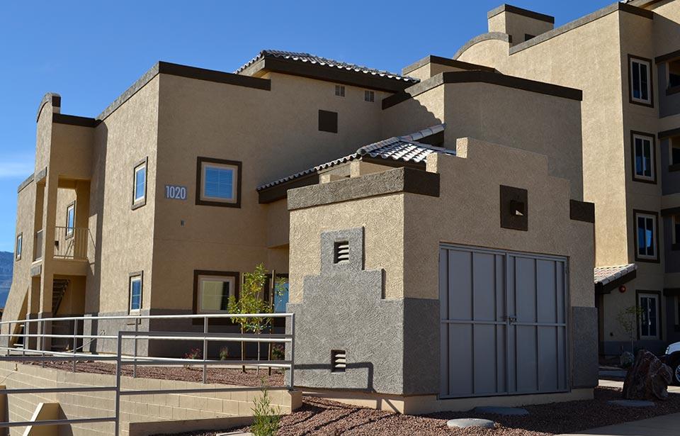 Casa del Sol Apartments   Tofel Dent Construction