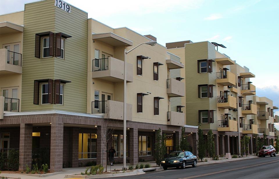 Cuatro Apartments | Tofel Dent Construction