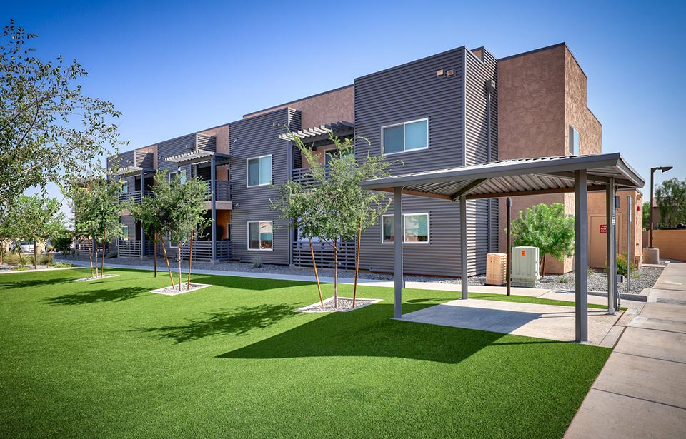 Village on Roeser - complete   Tofel Dent Construction