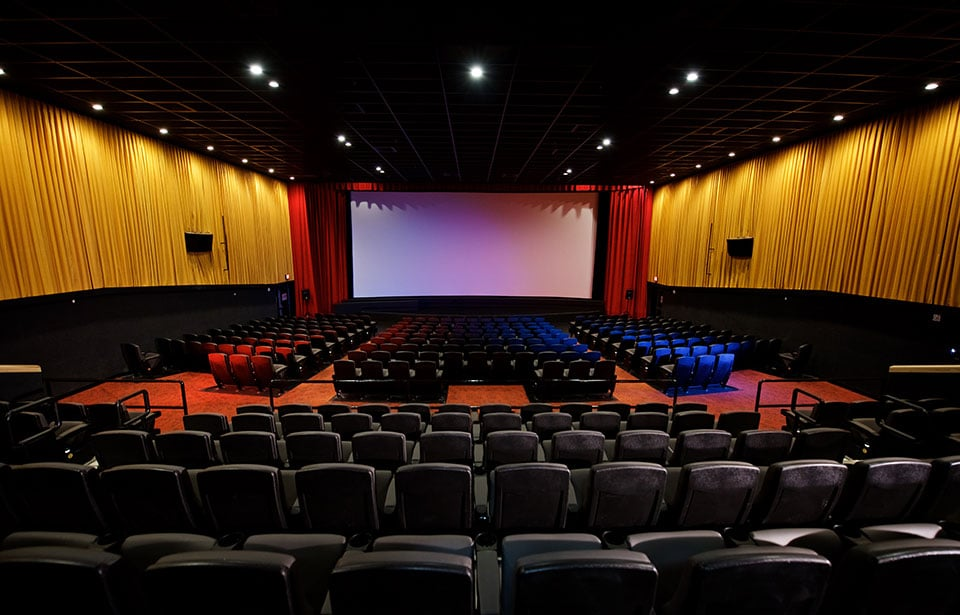 Loft Cinema TI, Screen One | Tofel Dent Construction