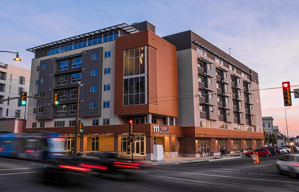 The Marist on Cathedral Square Rehab - Complete | Tofel Dent Construction