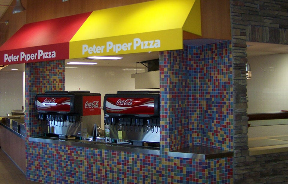 Peter Piper Fire Damage Rehab - 2008 | Tofel Dent Construction