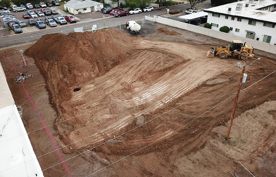 Acacia Heights - January 2020 progress | Tofel Dent Construction