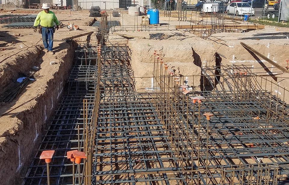 Acacia Heights - February 2020 progress | Tofel Dent Construction