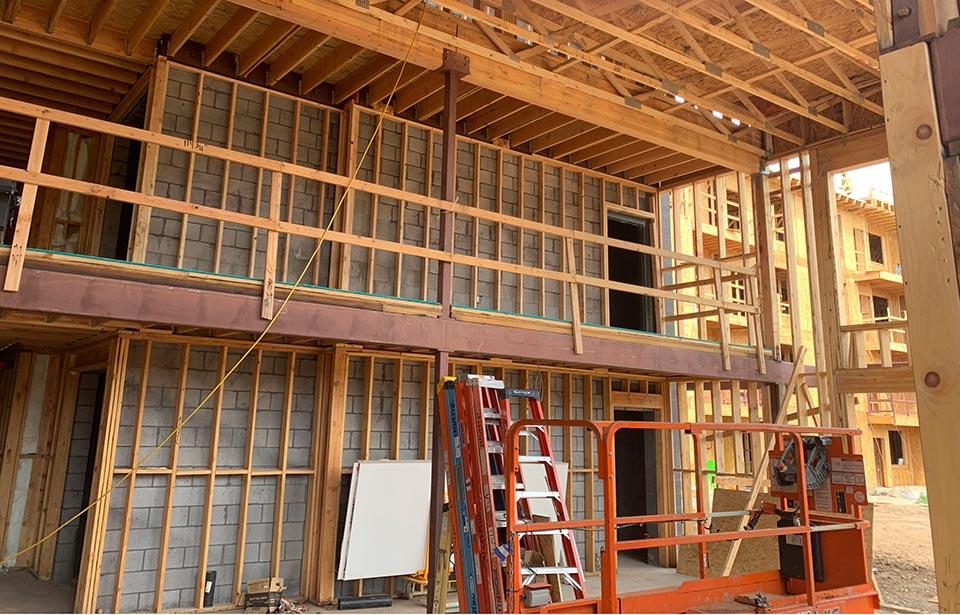 Broadway Apartments - March 2020 | Tofel Dent Construction