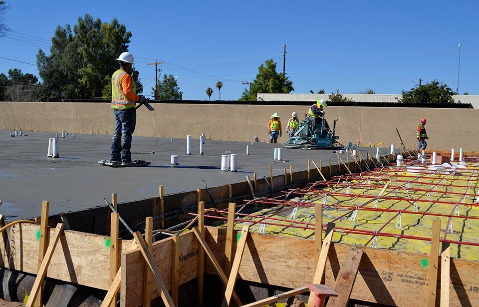 Encore at Northern - October 2019 progress | Tofel Dent Construction