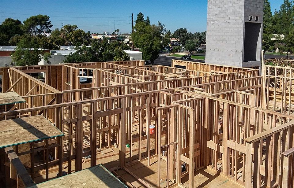 Encore at Northern - November 2019 progress | Tofel Dent Construction