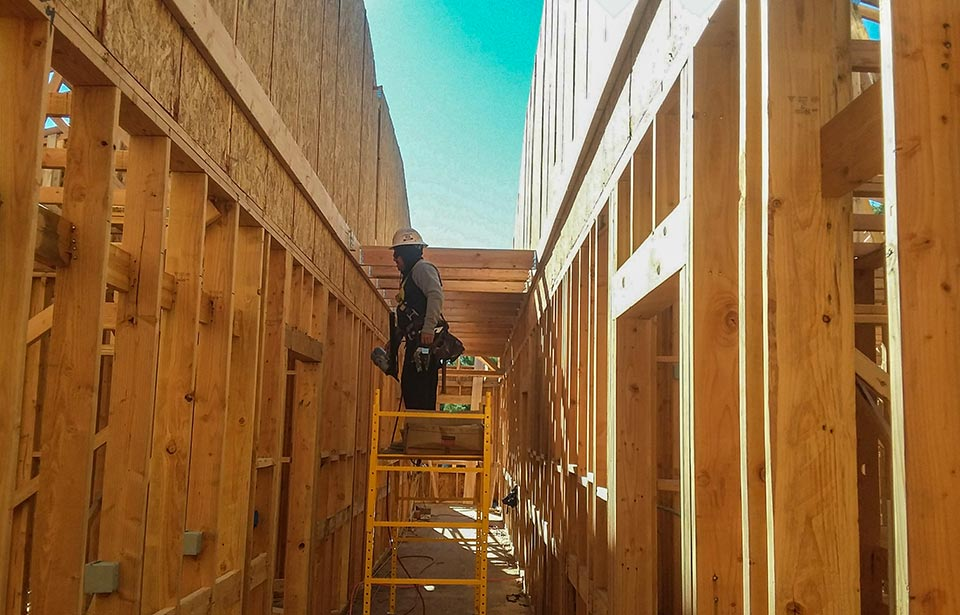 Encore at Northern - December 2019 progress | Tofel Dent Construction