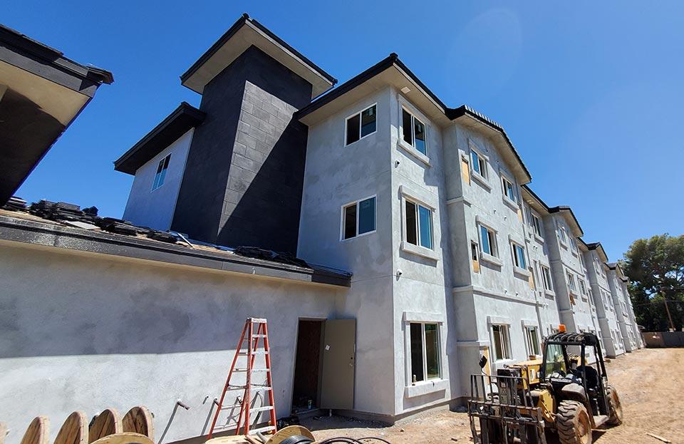 Encore at Northern - April 2020 progress | Tofel Dent Construction
