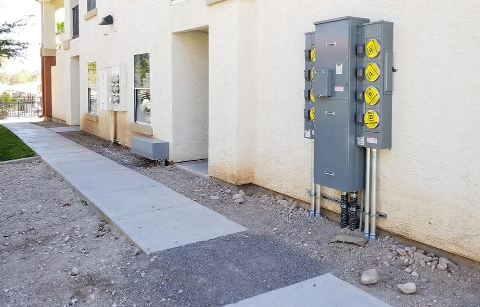Gateway Apartments Tucson Rehab - February 2020 progress   Tofel Dent Construction