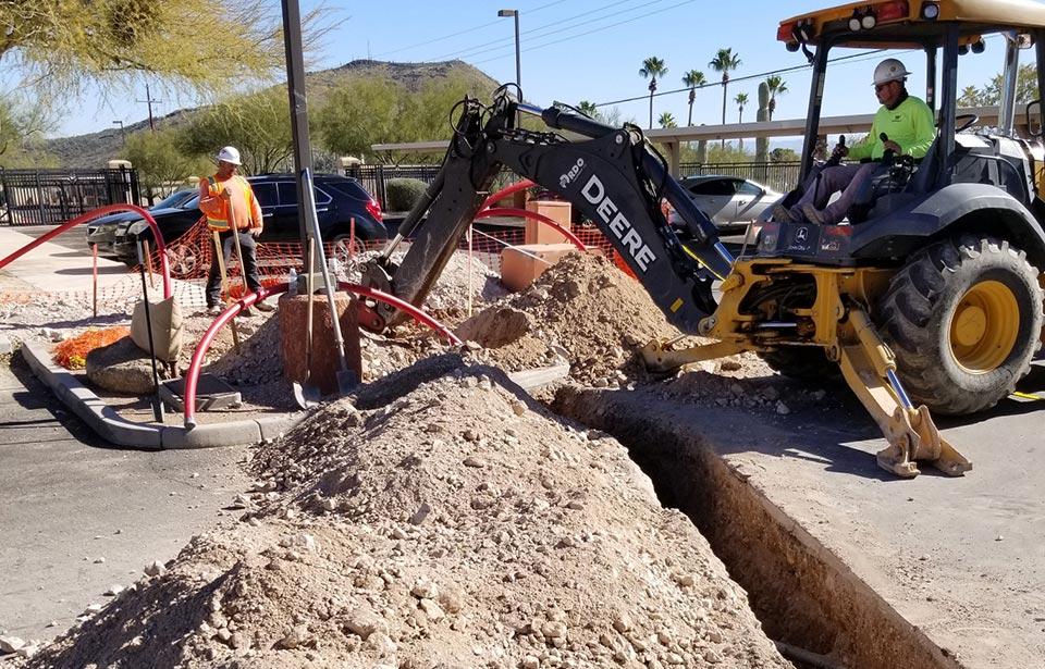 Gateway Apartments Tucson Rehab - January 2020 progress   Tofel Dent Construction