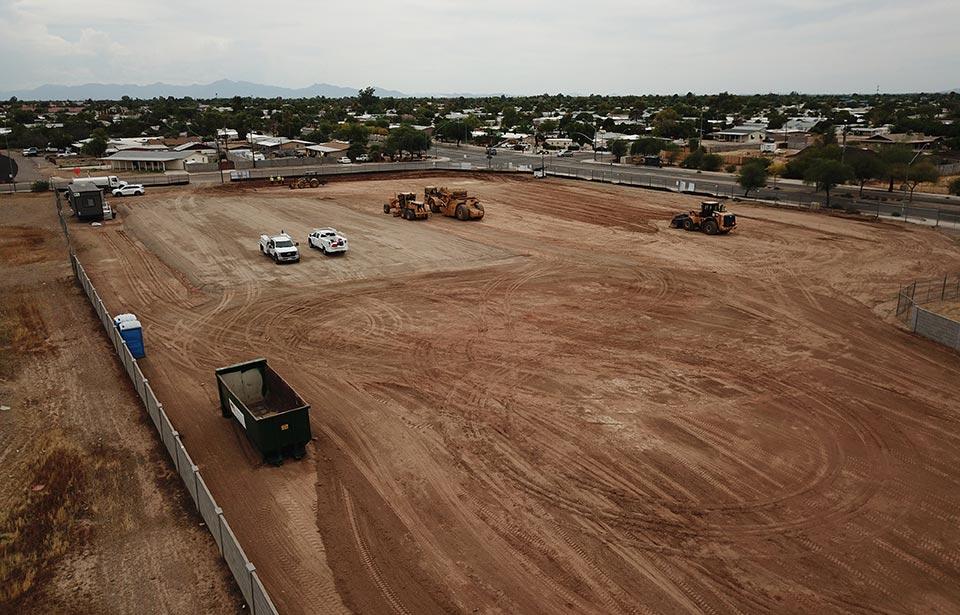 Glendale Adult Day Health Care - September 2019 progress | Tofel Dent Construction