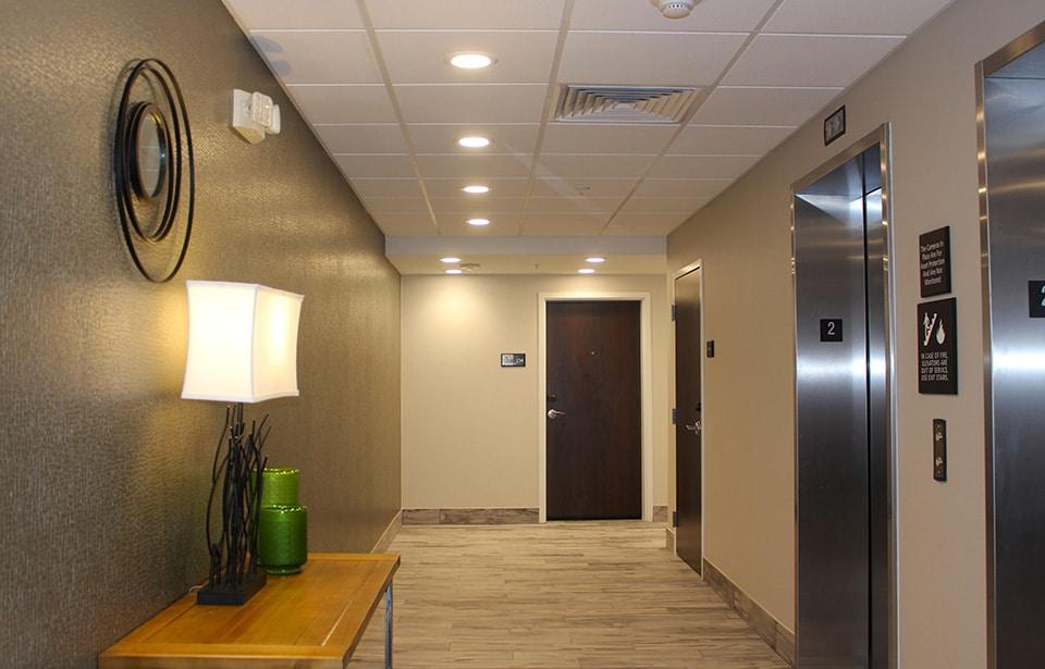 Hampton Inn & Suites, Flagstaff | Tofel Dent Construction