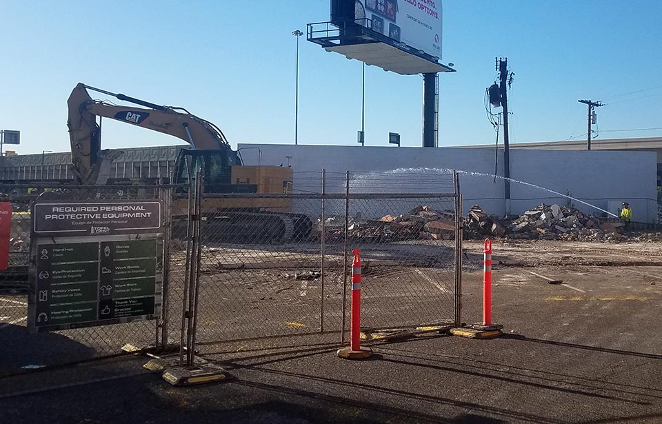 Horace Steele Commons Rehab - April 2019 progress | Tofel Dent Construction