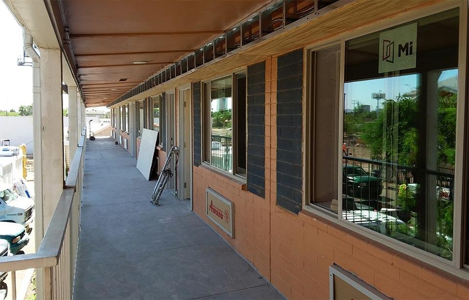 Horace Steele Commons Rehab - May 2019 progress | Tofel Dent Construction