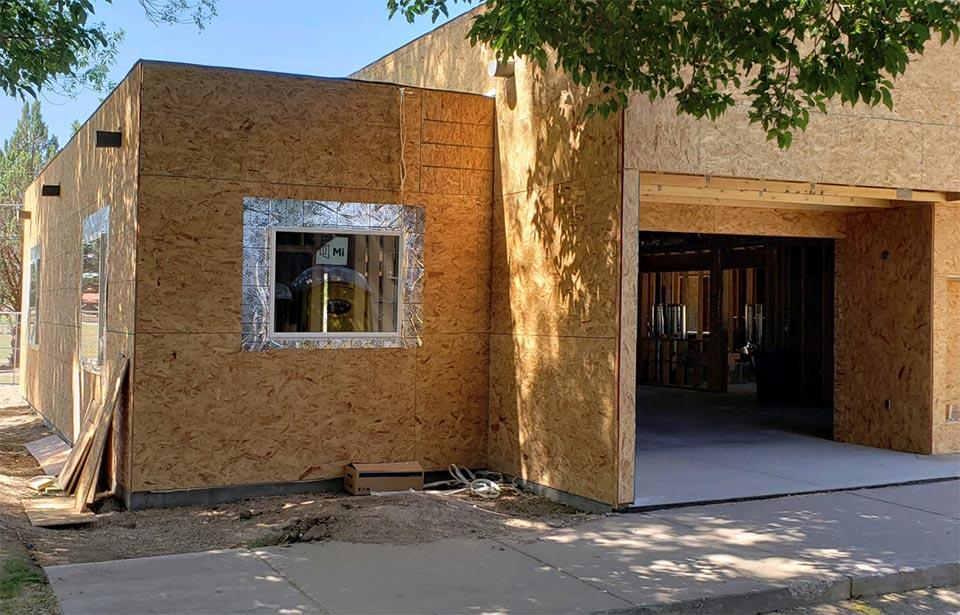 Mission La Posada Apartments Rehab - May 2019 progress   Tofel Dent Construction