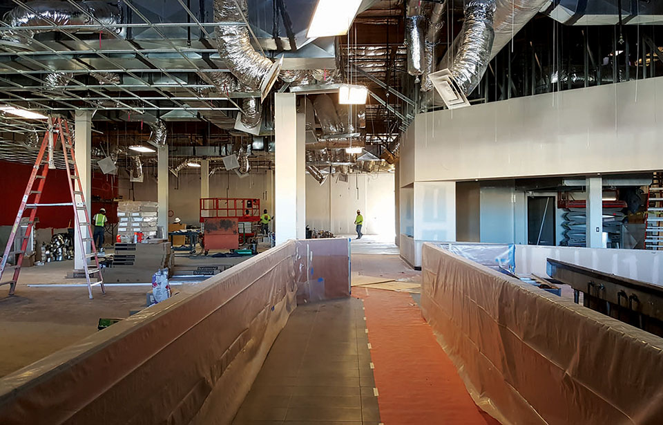 Peter Piper Pizza Marana Tenant Improvement | Tofel Dent Construction