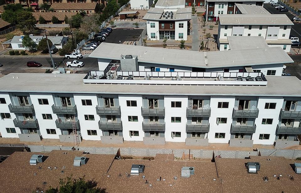 Rosewood Court Senior Living, Phase II | Tofel Dent Construction