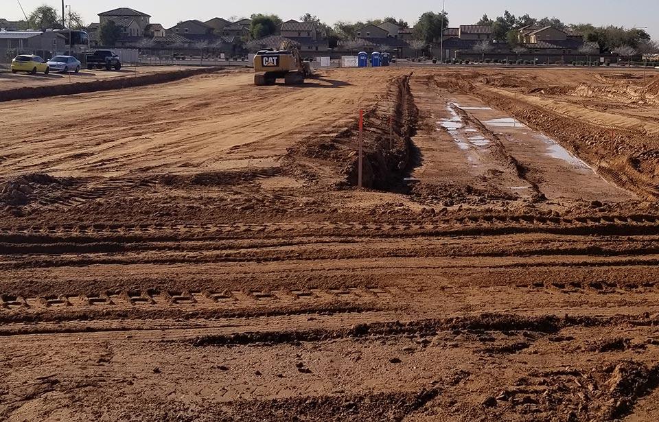 Solstice of Mesa - February 2020 progress   Tofel Dent Construction