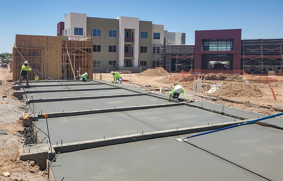 Solstice of Mesa - May 2021 progress   Tofel Dent Construction