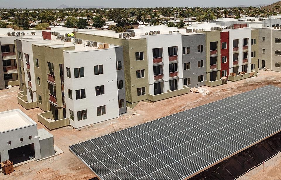 Solstice of Mesa - June 2021 progress   Tofel Dent Construction