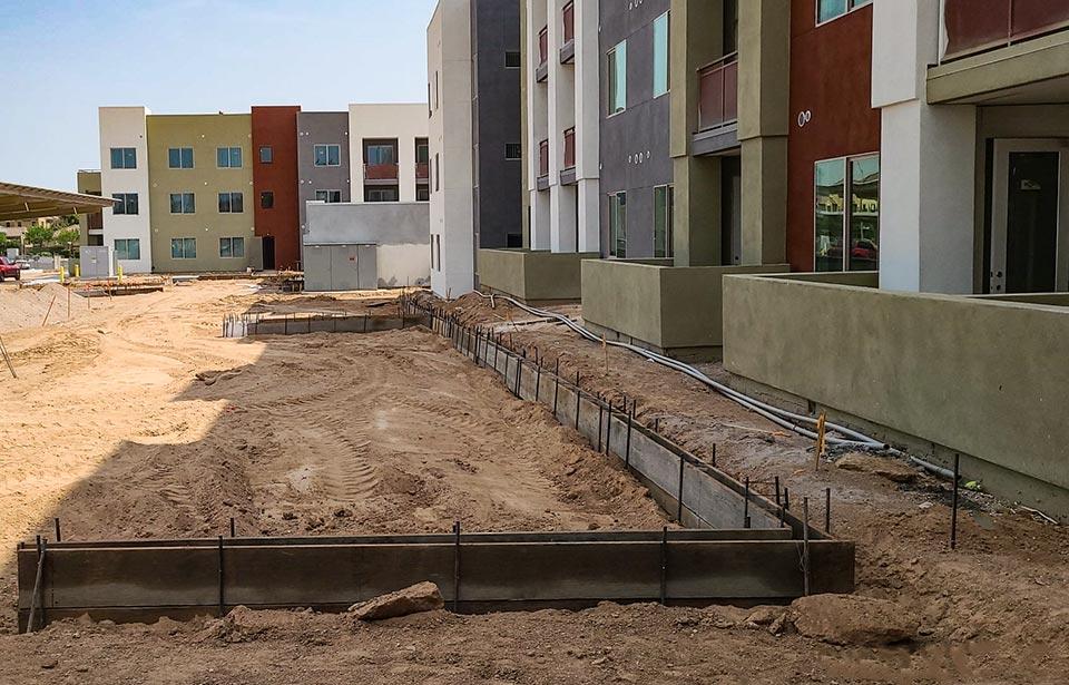 Solstice of Mesa - July 2021 progress | Tofel Dent Construction