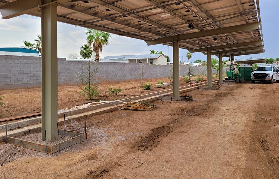 Solstice of Mesa - July 2021 progress   Tofel Dent Construction