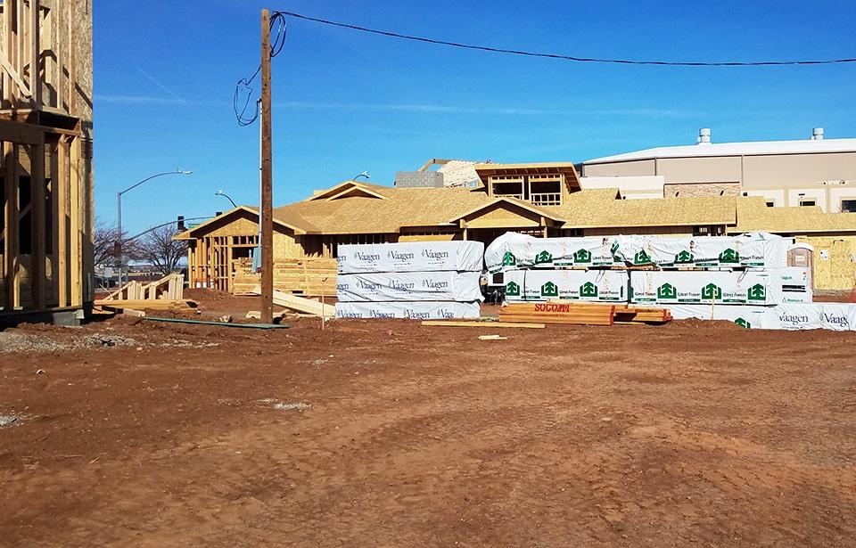 Talking Glass Apartments - January 2019 progress | Tofel Dent Construction