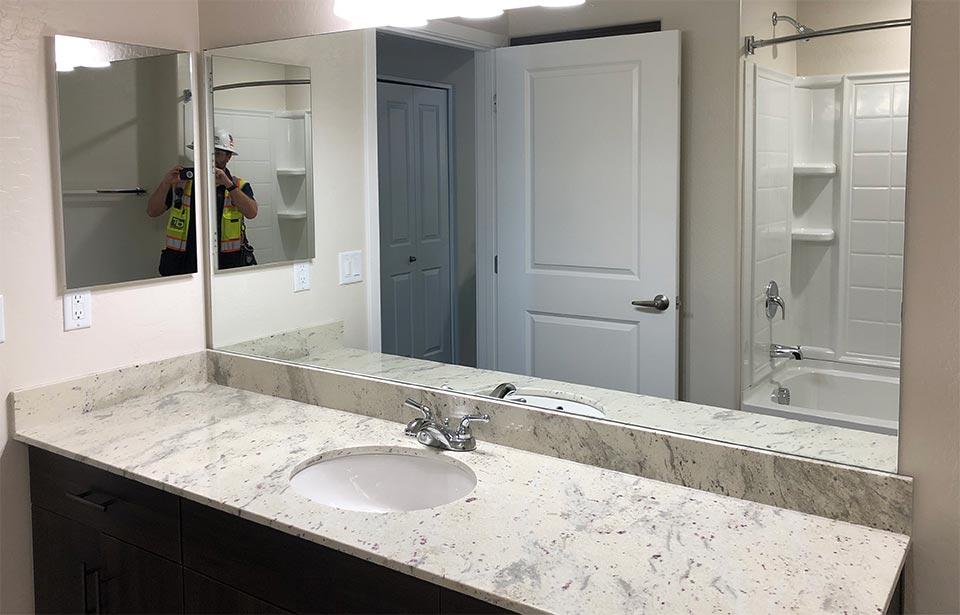 Talking Glass Apartments - June 2019 progress | Tofel Dent Construction