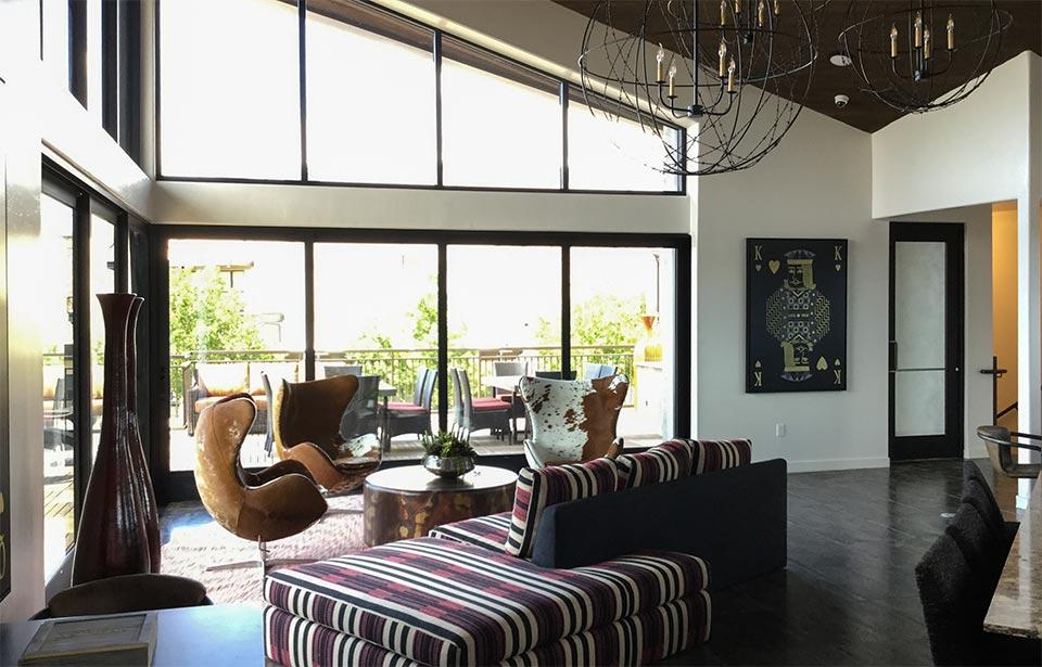 Talking Glass Apartments - July 2019 progress | Tofel Dent Construction