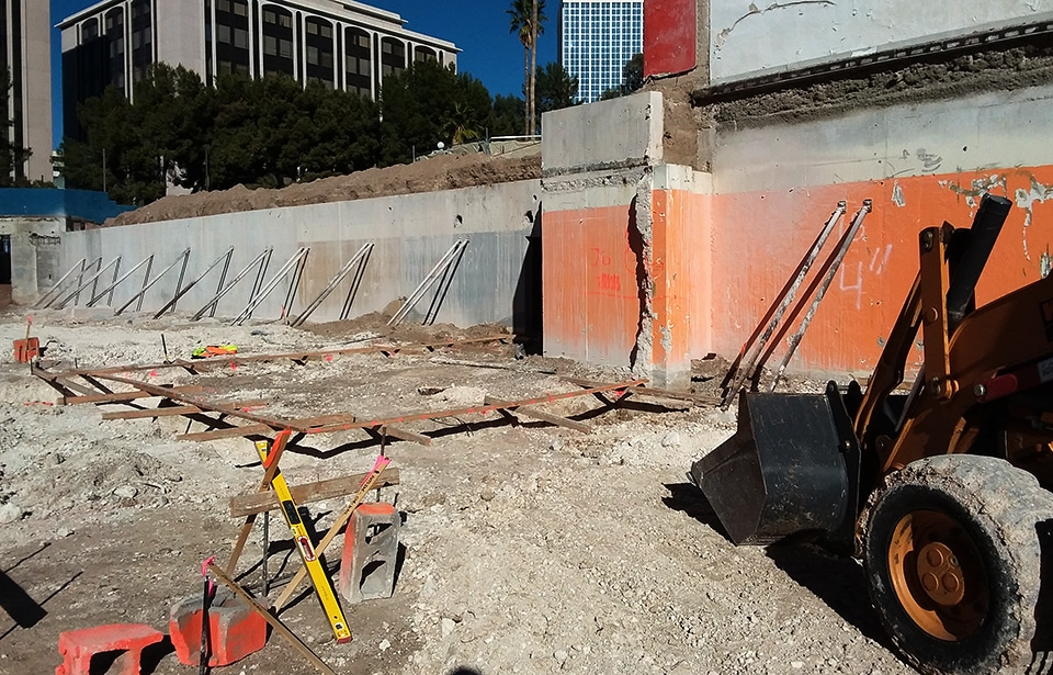 The Flin Luxury Apartment Homes - January 2019 progress | Tofel Dent Construction