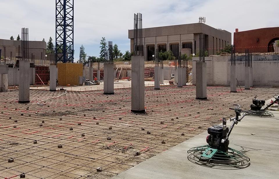 The Flin Luxury Apartment Homes - June 2019 progress | Tofel Dent Construction