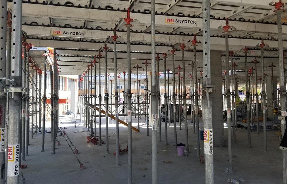 The Flin Luxury Apartment Homes - September 2019 progress | Tofel Dent Construction