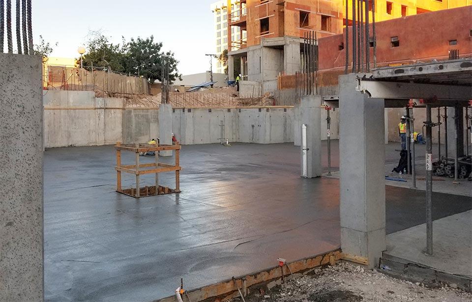 The Flin Luxury Apartment Homes - November 2019 progress | Tofel Dent Construction