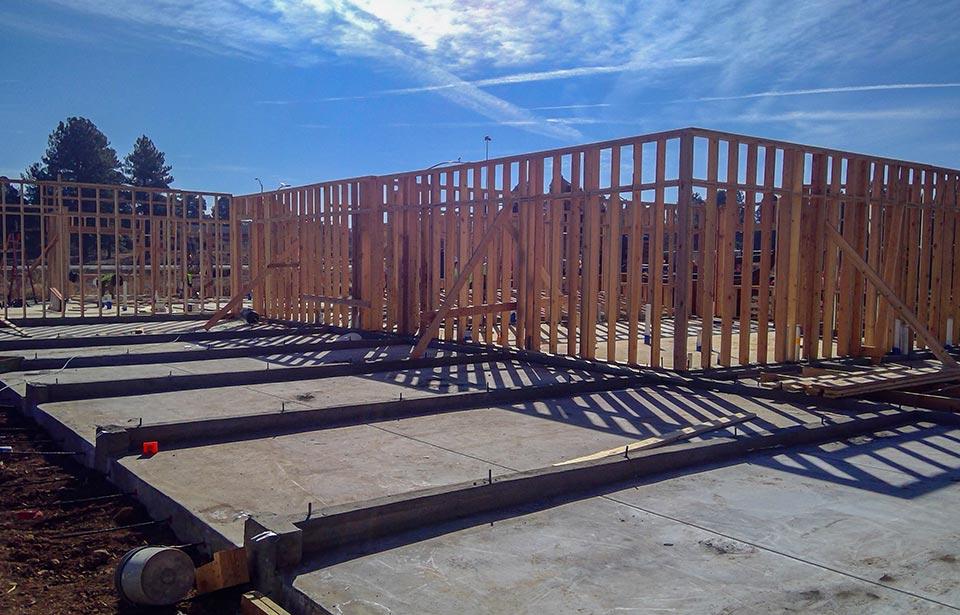 Trailside Apartments - October 2019 progress | Tofel Dent Construction