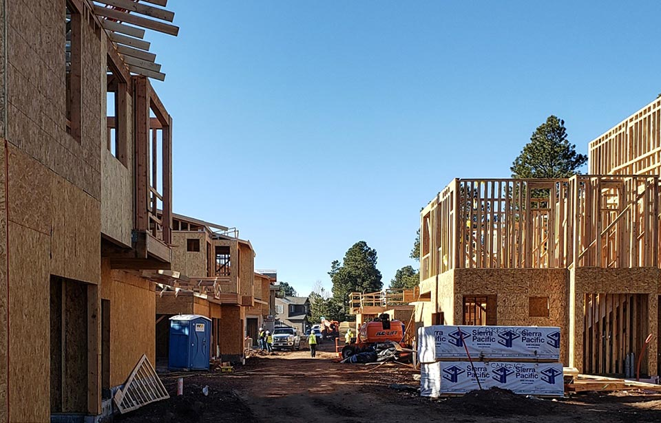 Trailside Apartments - February 2020 | Tofel Dent Construction