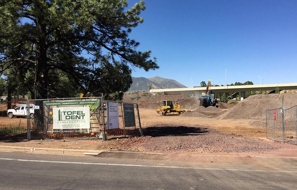Trailside Apartments - June 2019 progress | Tofel Dent Construction