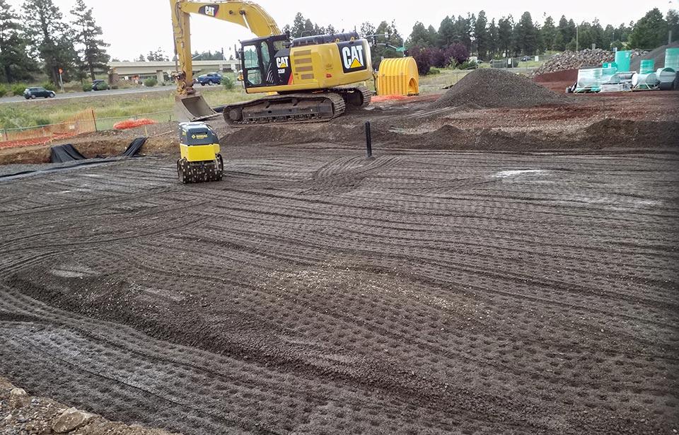 Trailside Apartments - August 2019 progress | Tofel Dent Construction