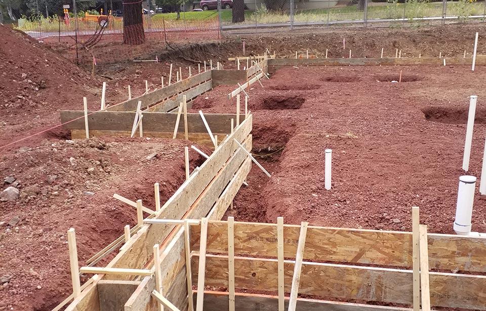 Trailside Apartments - September 2019 progress | Tofel Dent Construction