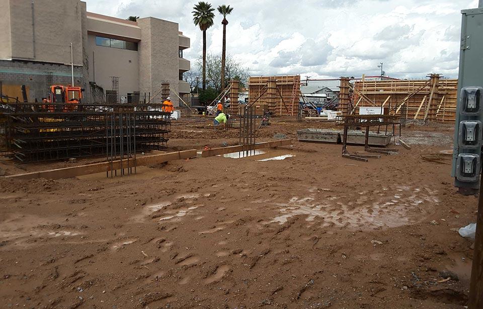 Acacia Heights - March 2020 progress | Tofel Dent Construction