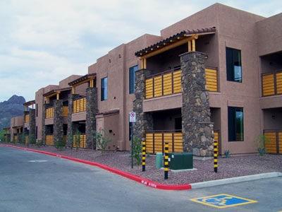 Casas at Mira Vista - Building 2 | Tofel Dent Construction