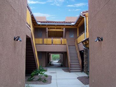 Casas at Mira Vista - Building 2   Tofel Dent Construction