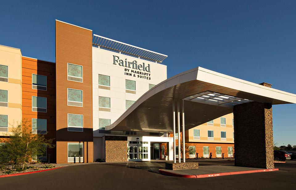 Fairfield Inn & Suites, Tolleson | Tofel Dent Construction