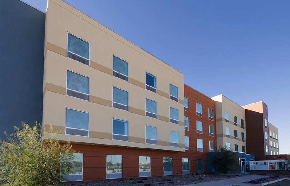 Fairfield Inn & Suites, Tolleson | Tofel Dent Construction