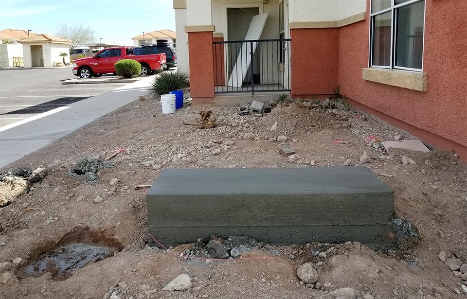 Gateway Apts Rehab - March 2020   Tofel Dent Construction