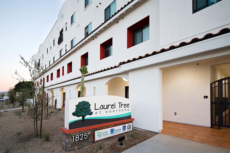 Laurel Tree at Northern | Tofel Dent Construction