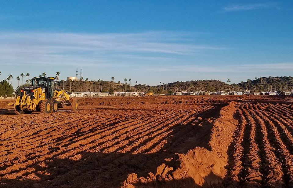 Solstice of Mesa - January 2020 progress   Tofel Dent Construction